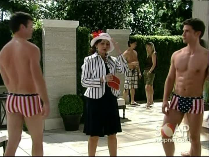 Shirtless stars clips david a gregory amp tuc watkins shirtless pool