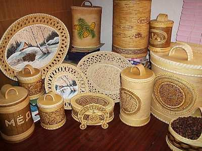 Handicraft production handicrafts based sweet handicraft for Waste material handicraft