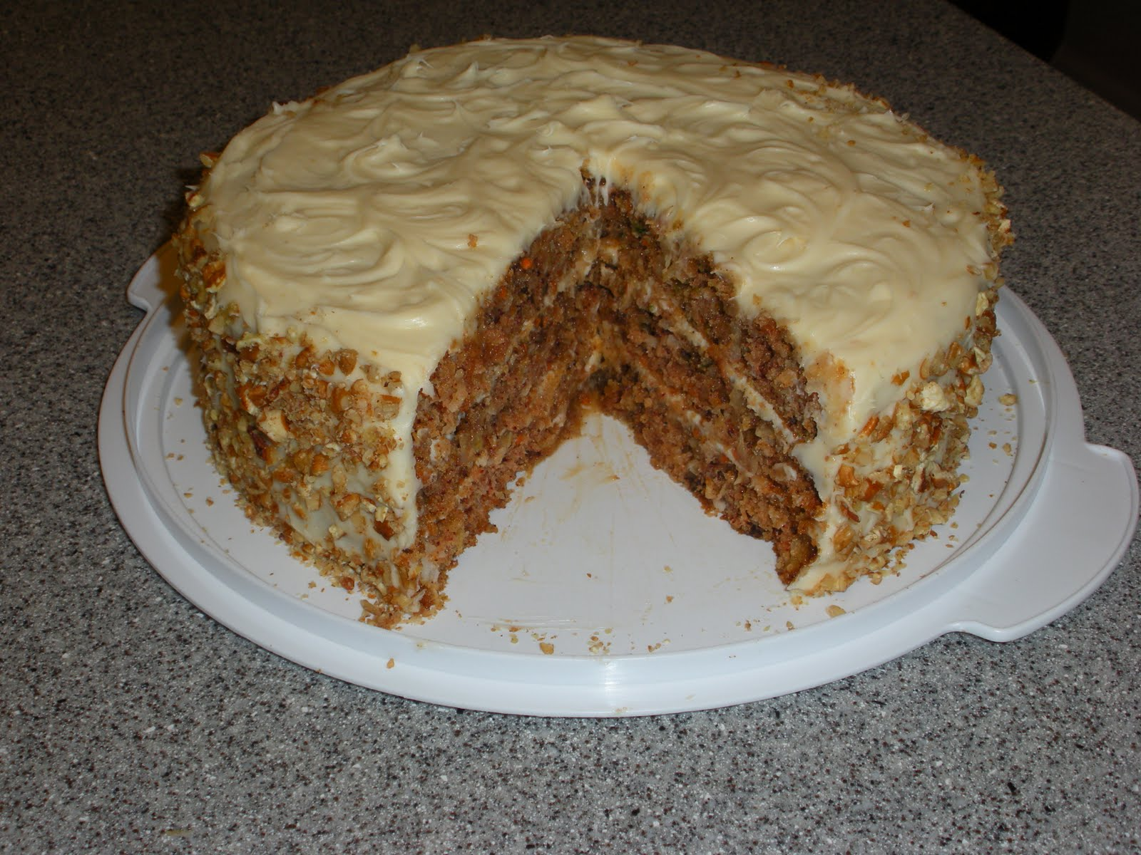 Southern Living Carrot Cake With Pineapple