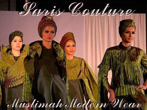SARIS COUTURE MUSLIMAH MODERN WEAR