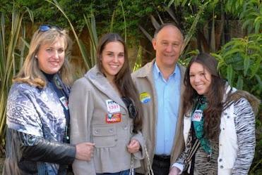 FAMÍLIA VOTA UNIDA/ELEIÇÒES 2010