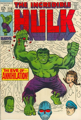 Incredible Hulk #116, the Leader