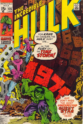 Incredible Hulk #135, Kang and the Phantom Eagle
