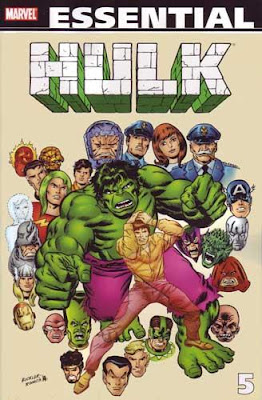 Essential Hulk Vol5