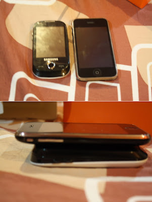 compare genio slide iphone 3G