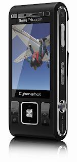 Sony Ericsson C905 front