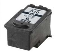 Recharge Canon PG-810 black cartridge
