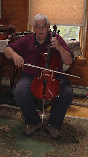 From the home of Chemung Music: My Vertical Viola