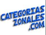CATEGORÍAS ZONALES