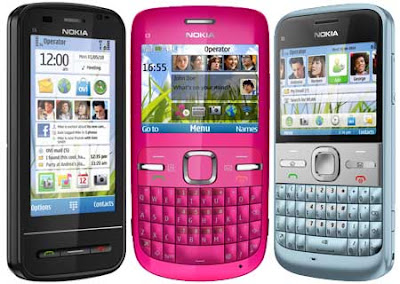 NOKIA C3