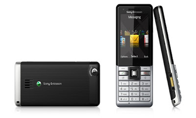 Sony Ericsson J105 Naite
