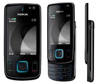 FITUR GAMBAR NOKIA 6600 SLIDE