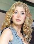 New stills of Rosamund Pike from Surrogates
