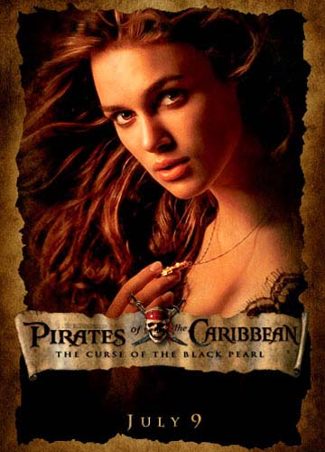 keira knightley pirates of caribbean. Pirates of the Caribbean