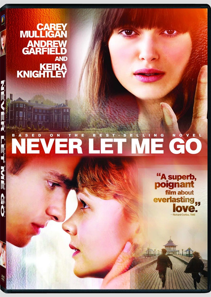 Never Let Me Go is a powerful