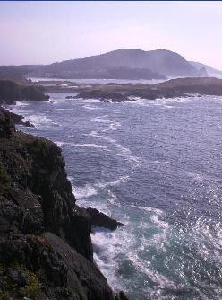 Costa y mar