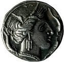 Moneda de Atenas