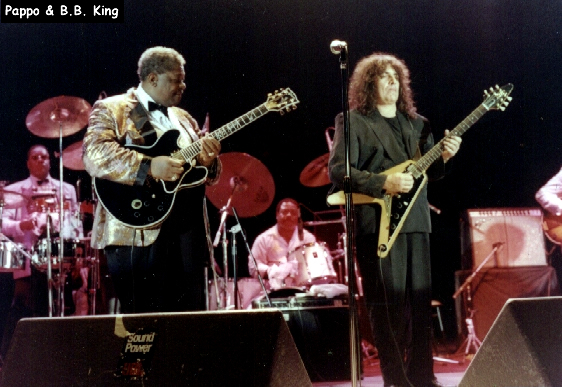 pappo y bb king