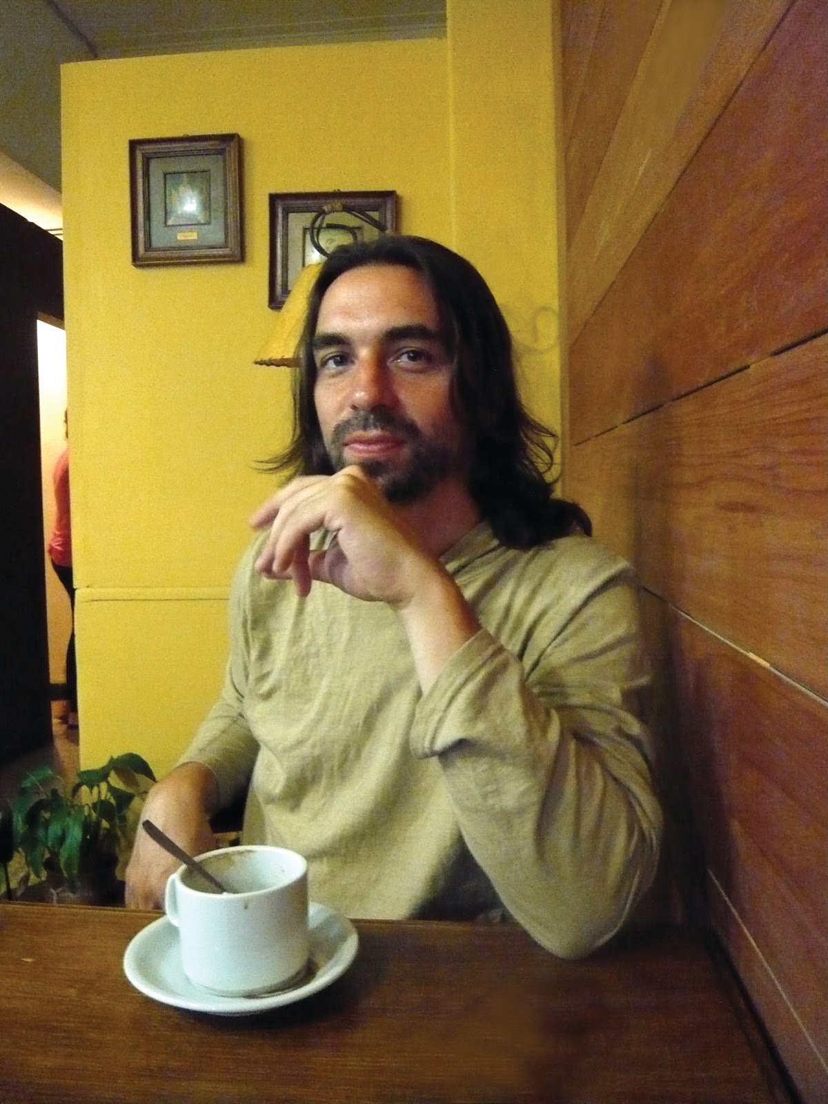 Marco Limas: De poeta y de músico | El Caleidoscopio de Lucy