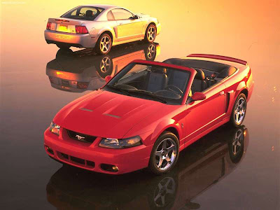 2003 Ford Mustang Svt Cobra Convertible. Tags : Ford Mustang Ford