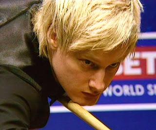 атакующий и вдумчивый одновременно снукер Робертсона не помог ему на чемпионате мира в борьбе против Мерфи