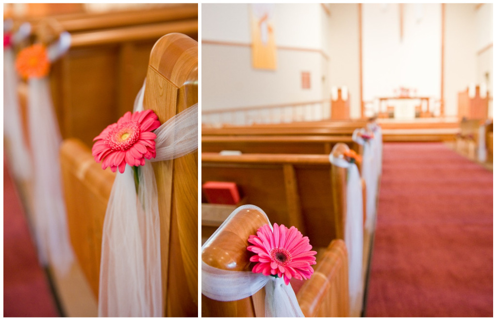 Project Simple Life: 5.15: church decor and the dress