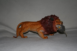 lejonet och musen saga