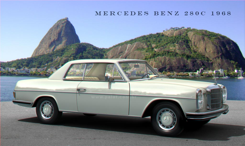 1968 mercedes benz 280c page 2 smcars net car for Mercedes benz performance chips