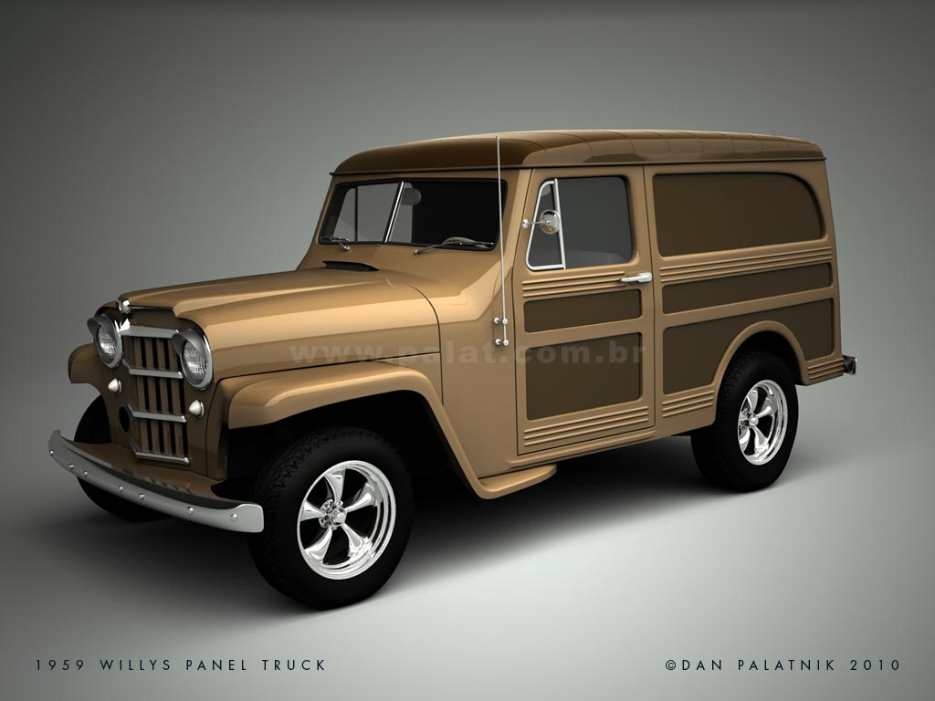 1000 Images About 1955 Willys Wagon On Pinterest