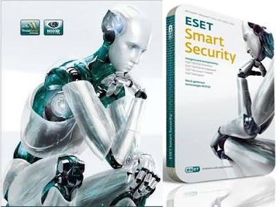 ESET NOD32 Antivirus Full ESET+SMART