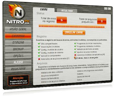 Nitro PC 2008