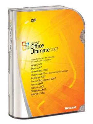 Office Microsoft Office 2007 Ultimate Edition with SP1 V12.0.6213.1000 - Final + Linguagem Pack PT-BR