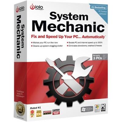 51ksr5EkcPL. SS500  System Mechanic Professional 9.5.0.30 Final  Compatible Windows 7