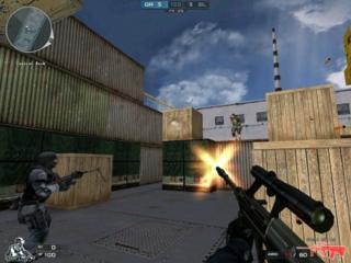 2co61j5 Cross Fire Open Beta liberado!