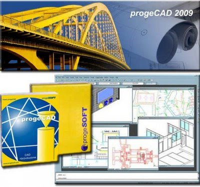 th_10500 progeCAD 2009 Professional 9.0.16.6