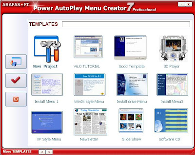000bfe7a5891397 Power AutoPlay Menu Creator Pro 7.2 Portable