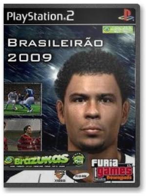 rrrvte PES 2009 Brazukas Campeonato Brasileiro