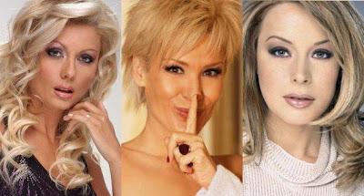Блондинките – най-желаните водещи