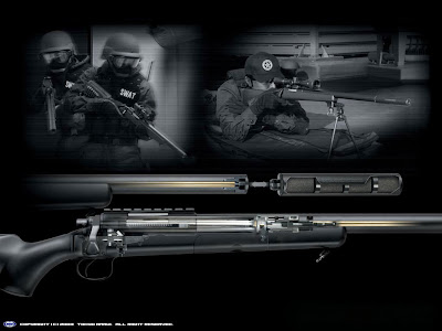 FREE VSR-10 Sniper  Rifle Wallpapers