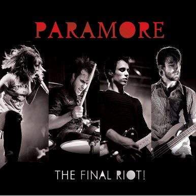 the final riot paramore. the final riot paramore. the