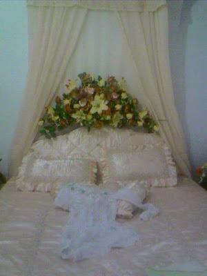 STORIES MY LITTLE FAMILY: Kamar Tidur Pengantin