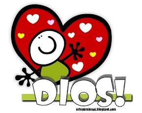 Dios me ama como soy...