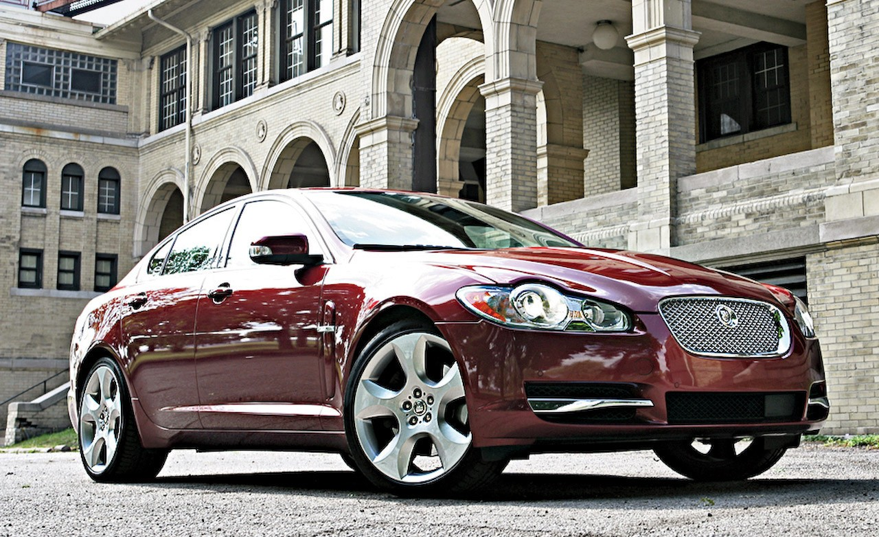 supercharger supercharged xf s auto sedan jaguar cars