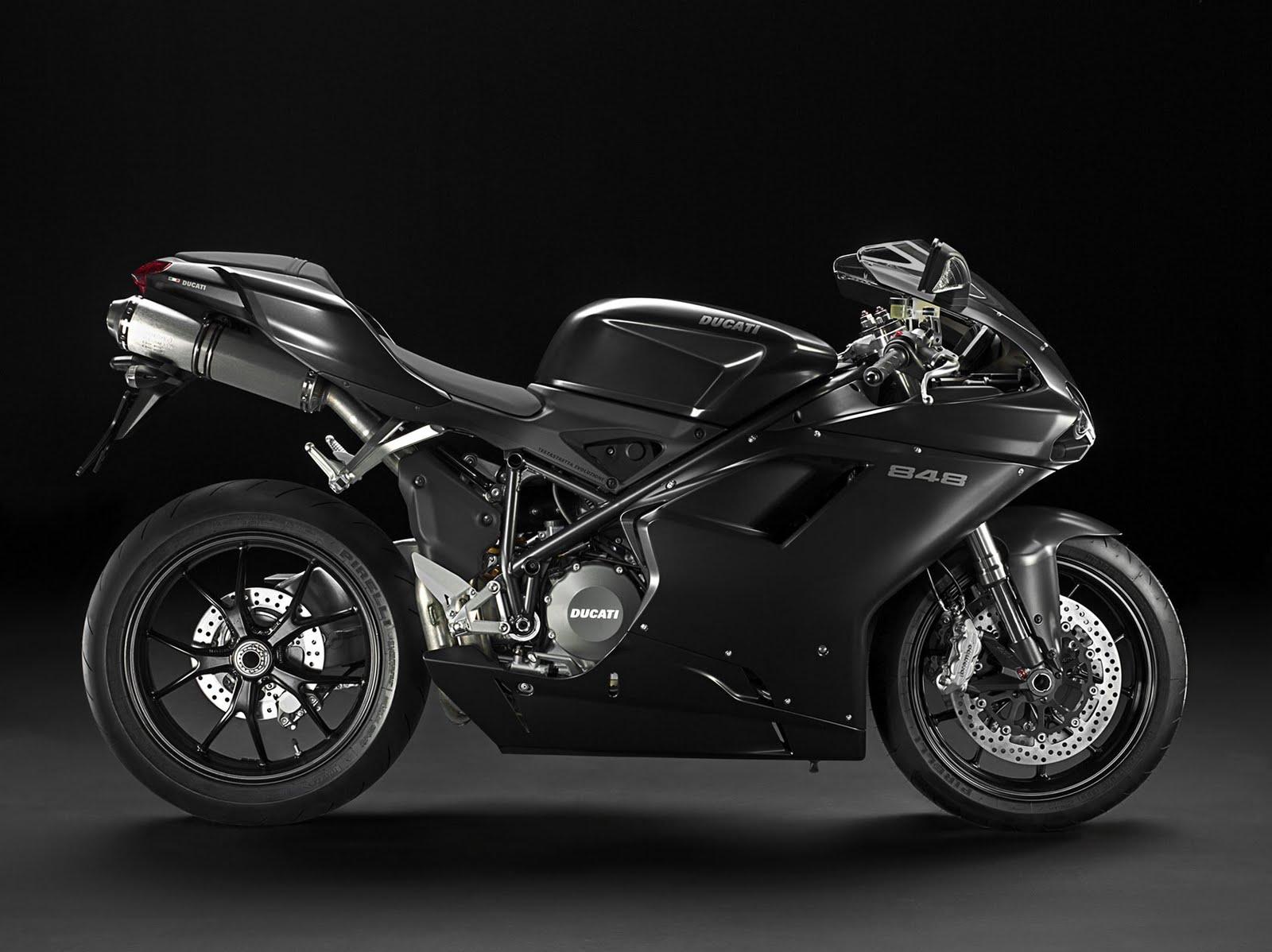 Best Motorcycle: 2010 Ducati 848