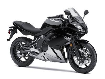 2010 Kawasaki Ninja 650R