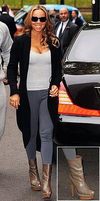 celebrity stock photos - Mariah Carey