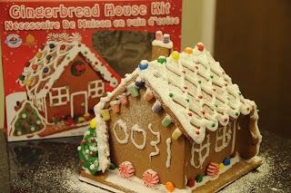 Orbit Cooke - Gingerbread House Kit