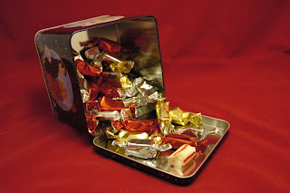 Kerr's - Candy Cane Toffee - Limited Edition