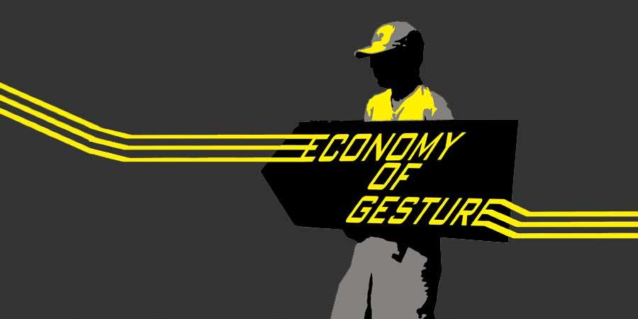 economyofgesture