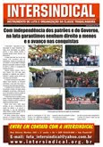 JORNAL INTERSINDICAL DEZ 2009